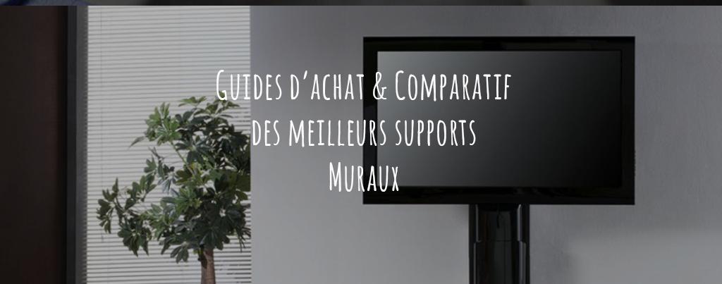 support mural tv guide d 39 achat test avis meilleur comparatif. Black Bedroom Furniture Sets. Home Design Ideas