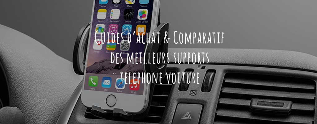 Support telephone voiture