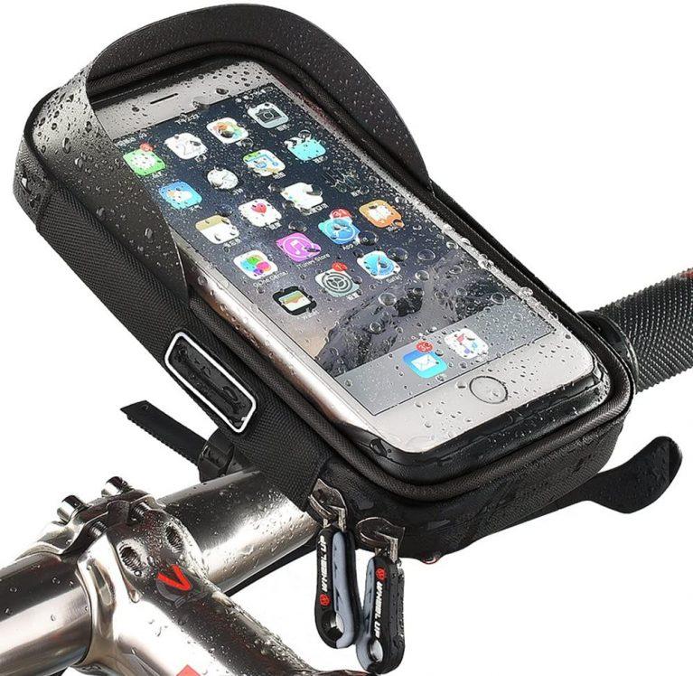 Support téléphone moto Wheelup Avis test