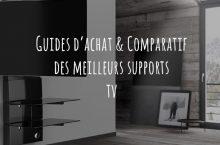 Support TV – Guide d'achat pour choisir le meilleur